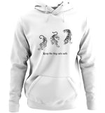 Keep The Big Cats Safe | Vegan Hoodie
