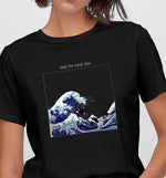 Keep The Ocean Blue | Womens Regular Fit