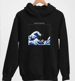 Keep The Ocean Blue | Vegan Hoodie