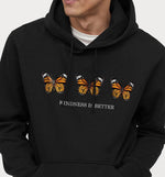 Kindness Is Better | Vegan Hoodie