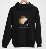 Live By The Sun Love By The Moon | Vegan Hoodie