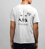 No Difference Backprint | Vegan Mens Tee