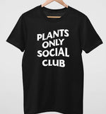 Plants Only Social Club | Vegan Mens Tee