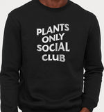 Plants Only Social Club | Vegan Crewneck