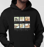 Protect The Wildlife | Vegan Hoodie