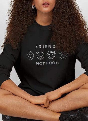 Vegan For | Vegan Crewneck