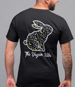 The Vegan Vibe Store T-Shirt Midnight | Mens tee