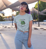 Turtley Awesome | Womens Fitted Tee