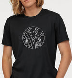 V | Vegan Mens Tee