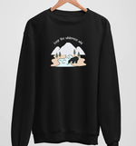 Keep The Wilderness Wild | Vegan Crewneck