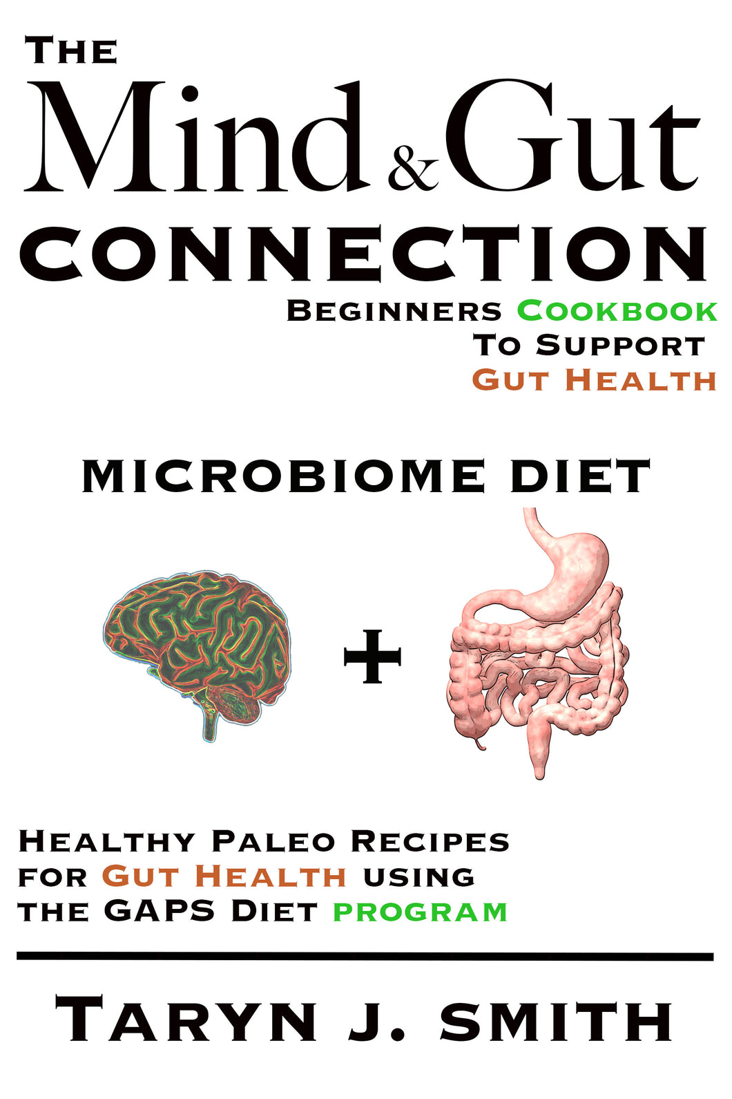 MICROBIOME DIET - Beginners Cookbook To Support Gut Health: Healthy Paleo Recipes for Gut Health using the GAPS Diet program