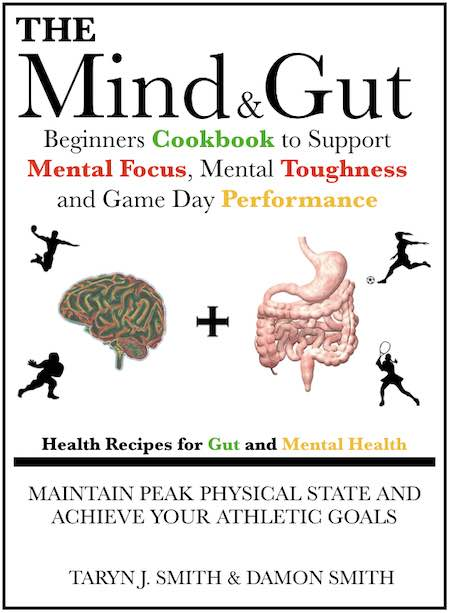 Athlete Nutrition: Mind and Gut Cookbook for Athletes