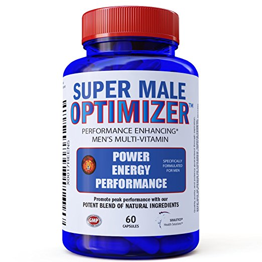 SUPER MALE OPTIMIZER Multivitamin