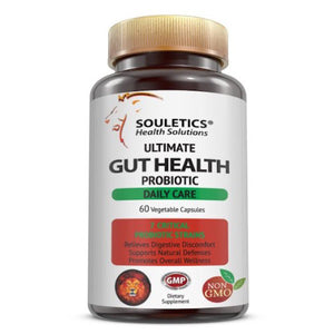 probiotic supplements, souletics
