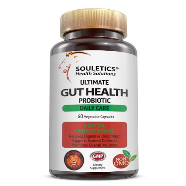 Souletics® Ultimate Gut Health Probiotic
