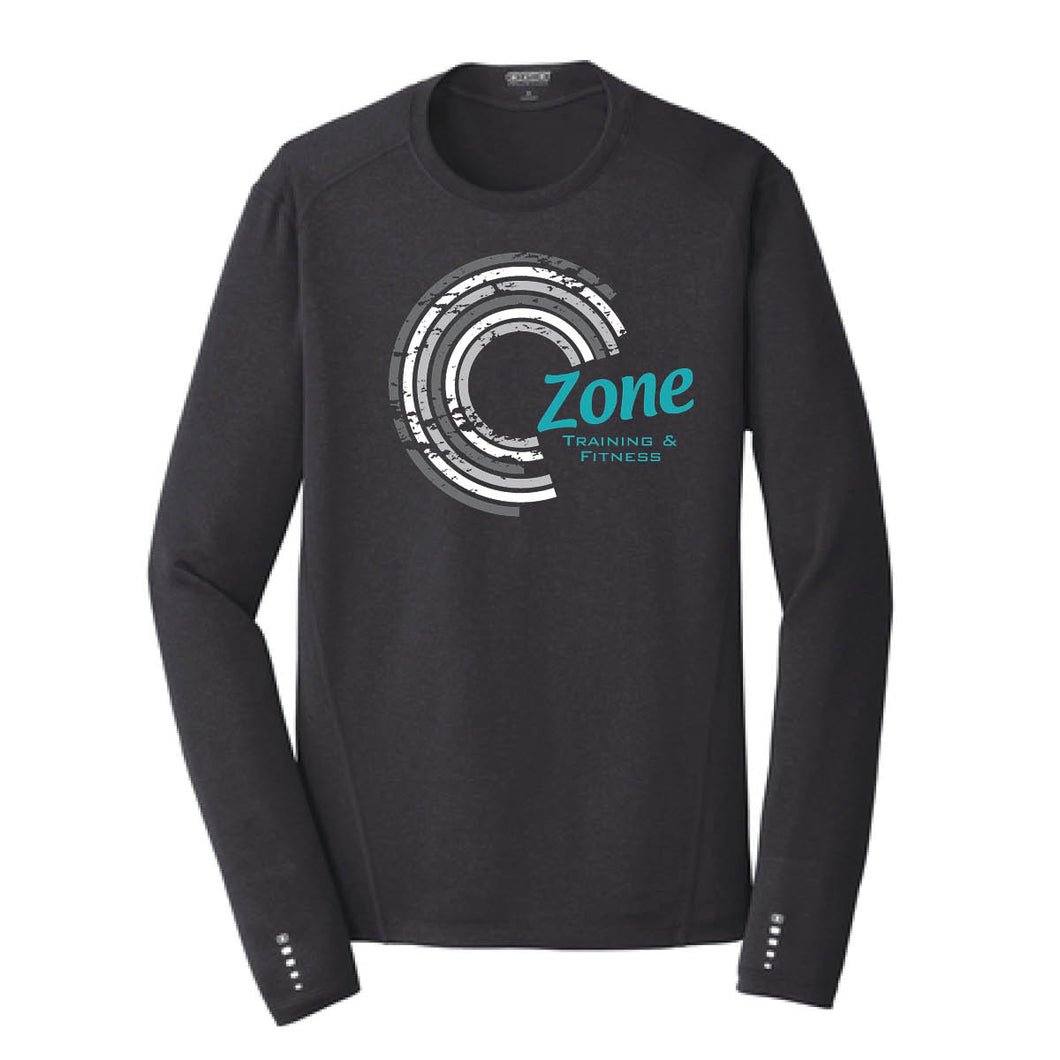Zone Endurance Tee - Men's L/S Tee