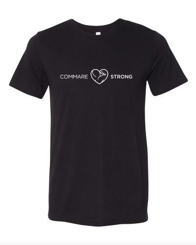 COMMARE STRONG -- Bella Unisex Triblend T-shirt (3 color options available!!)