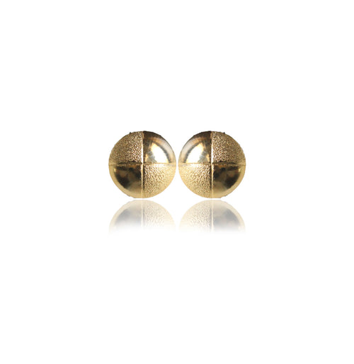 LINA MINI STUDS (GOLD)