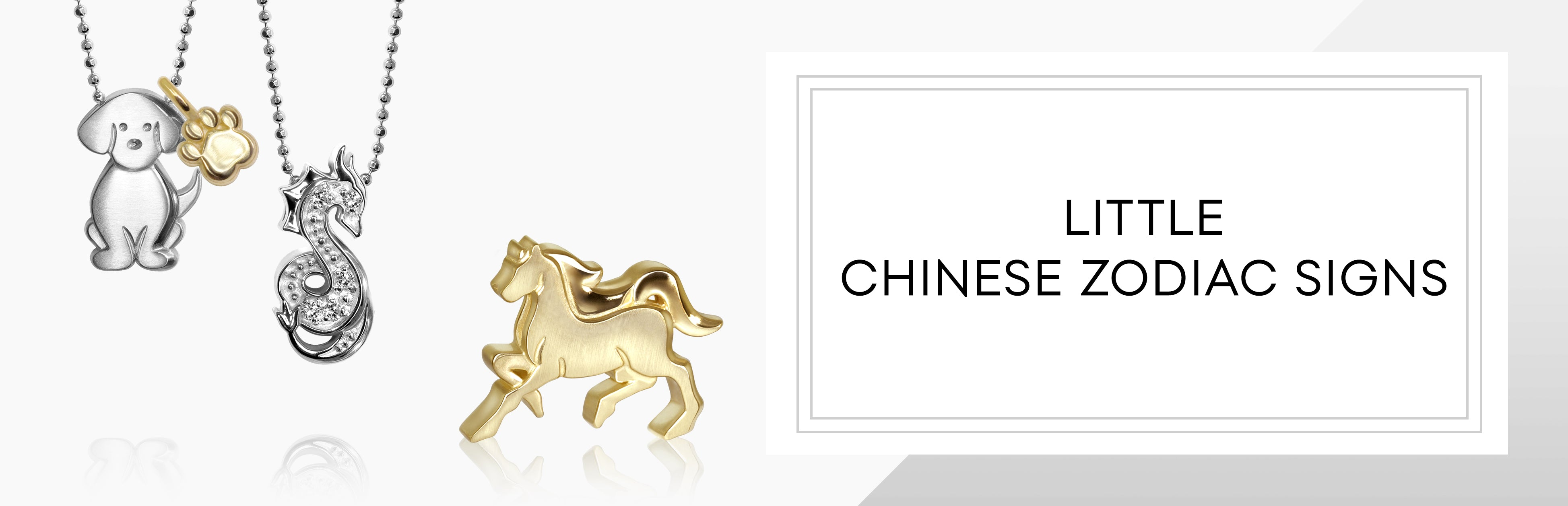 Little Chinese Zodiac Signs Alex Woo Jewelry