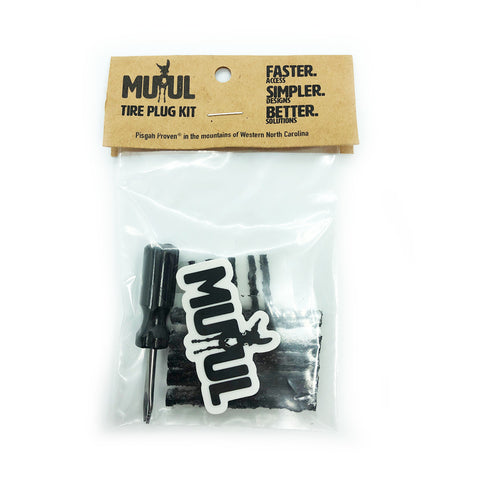 MUUL Tubeless Tire Plug Kit