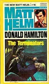 The Terminators Matt Helm #16