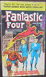 The fantastic four: Collector's album