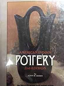 AMERICAN INDIAN POTTERY An Identification and Value Guide
