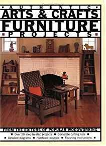 Authentic Arts & Crafts Furniture Projects