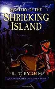 MYSTERY OF THE SHRIEKING ISLAND