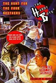 The Hunt For Four Brothers: Hardy Boys#155