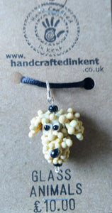 Tan Cockapoo Pendant