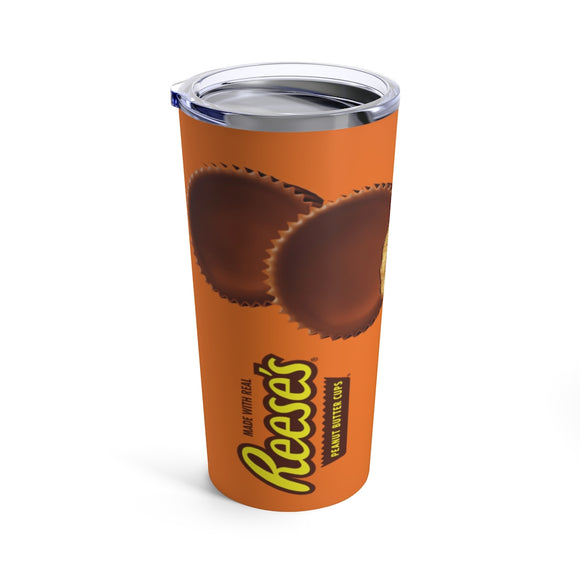Reeses Peanut Butter Cup Tumbler 20oz