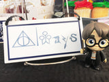 Always Symbols Harry Potter Wall Plaque