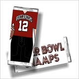 Buccaneers Jersey Candy Bar Wrapper