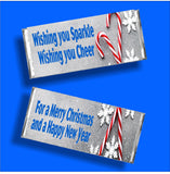 Christmas Sparkle Candy Bar Wrapper