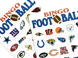NFL Football Bingo Game Printable