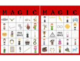 Harry Potter Printable Bingo Game