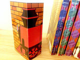 Harry Potter Printable Bookend Covers