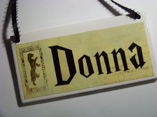 Harry Potter Hufflepuff Personalized Name Plaque