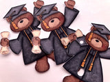 Graduation Bear Gum Party Favor