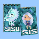 Raya and the Last Dragon Personalized Notebooks