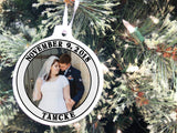 Families are Forever Christmas Ornament