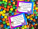 Wonderland Seeds Bag Topper Printable