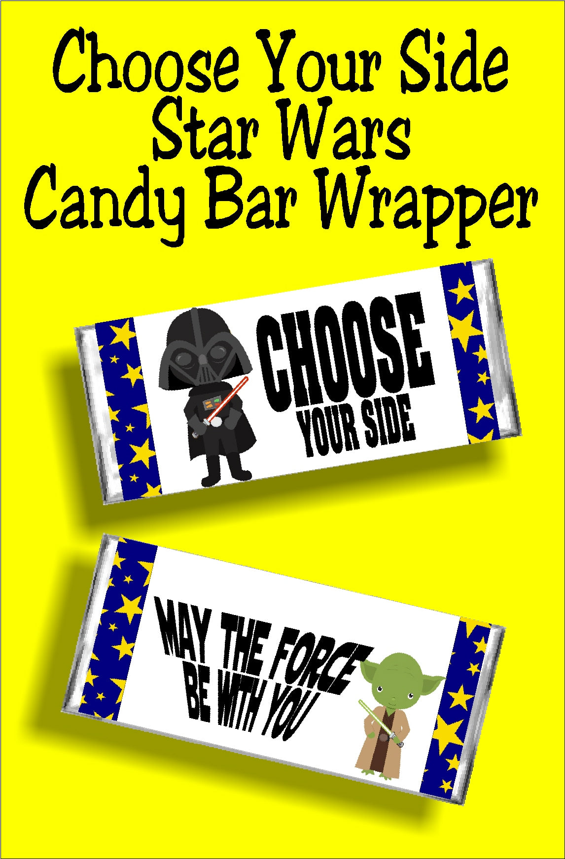 How to choose a candy bar