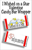 Give your Valentine a unique and yummy Valentine card this holiday. This fun Valentine candy bar wrapper is perfect to tell a loved one you are glad they are in your life and it's better for them being there.