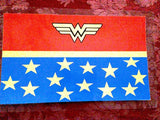 Justice League Printable Place Mat Download
