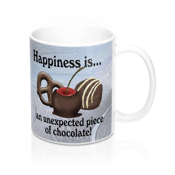 Happiness is Mug 11oz