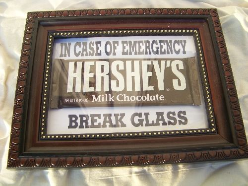 Chocolate Emergency Kit