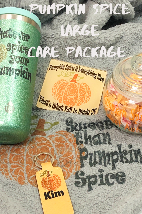 Pumpkin Spice Fall Care Package (Large)