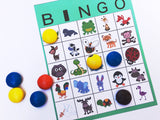 Noah's Ark Bingo Game Printable
